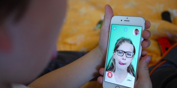 The Snapchat-Style App That Can Help Your Child Overcome A Speech Impediment