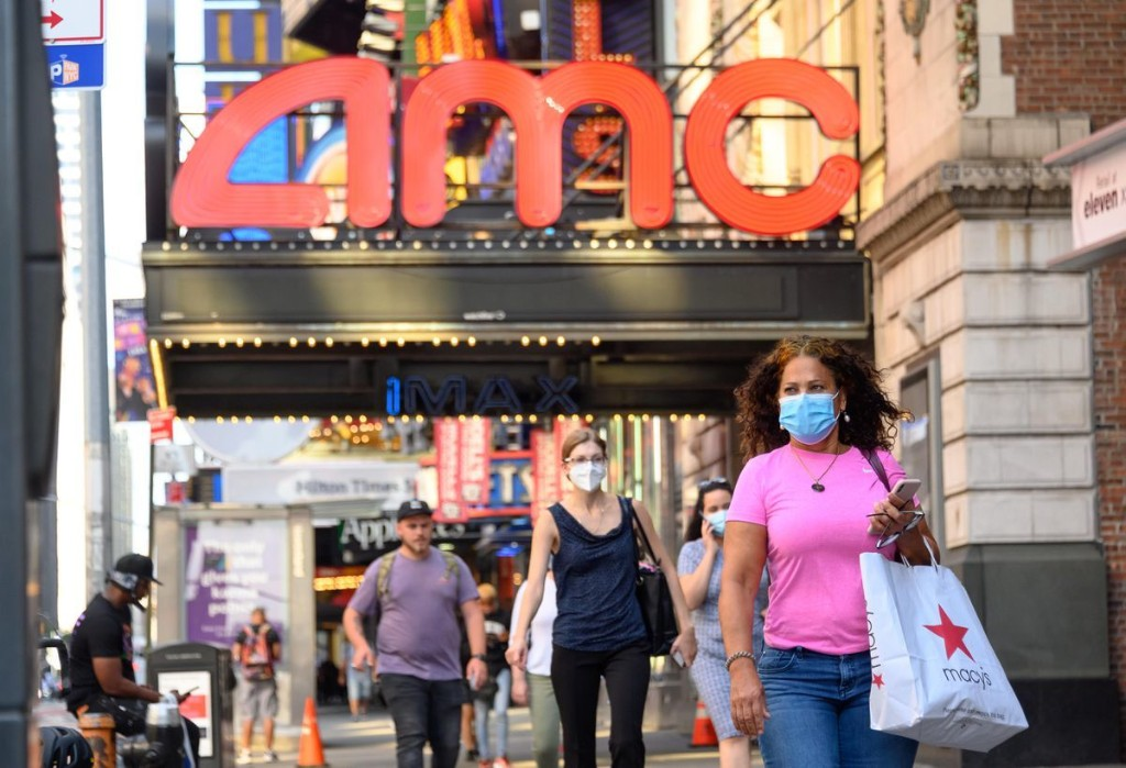 AMC Offers 15-Cent Tickets To Lure Cinemagoers As Industry Tries To Bounce Back