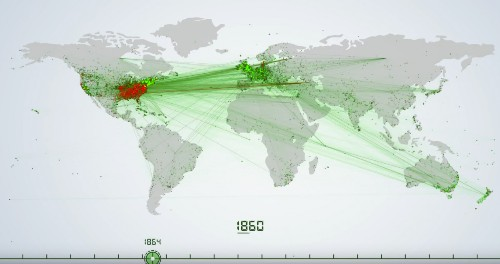 Sentiment Mining 500 Years Of History: Is The World Really Darkening?