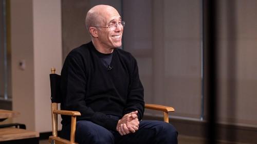 Disruptors: Jeffrey Katzenberg - Interview (On Quibi, Netflix & The Future Of Entertainment)
