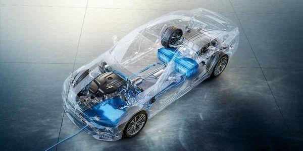BMW Cuts The Cord In Wireless EV Charging Pilot Program