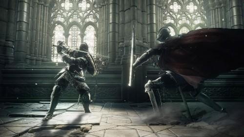 New 'Dark Souls III' Screenshots Show Off The Game's Classes
