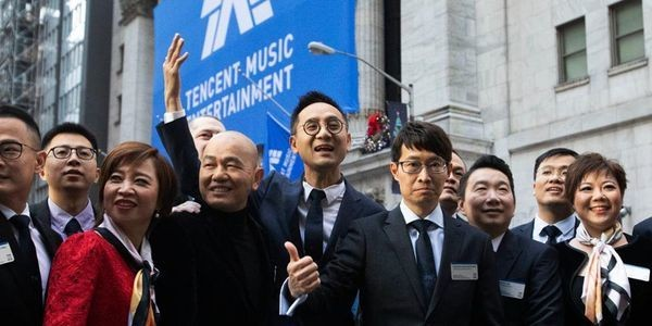 Tencent Comes Out Favorably Ahead In Its Deal With Universal Music