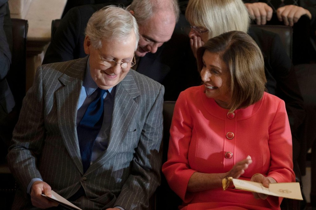 Why Are U.S. Taxpayers Providing Public Pensions To Millionaire Members Of Congress?