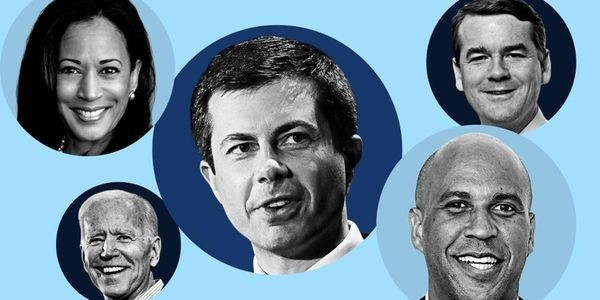 Here Are The Democratic Presidential Candidates With The Most Donations From Billionaires