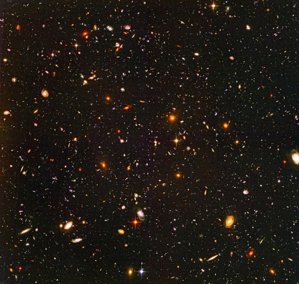 Cosmology - Magazine cover
