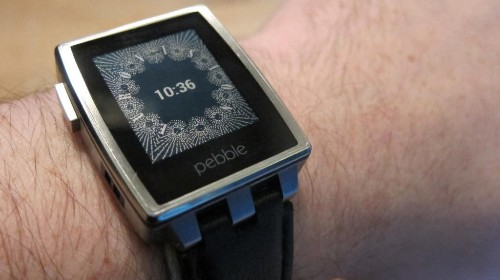 Stylish Pebble Steel Is The Number One Smartwatch That You Want To Wear