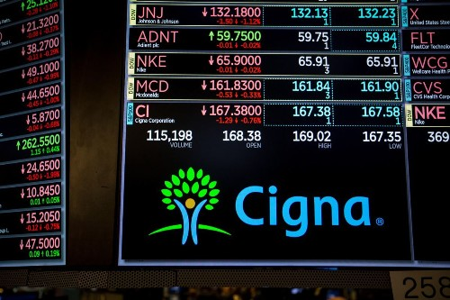 Express Scripts Boosts Cigna As Insurer Pushes 'Whole Person' Benefits