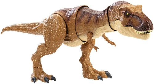 Mattel's Jurassic World Toys Are Huge, To Scale And App-Integrated
