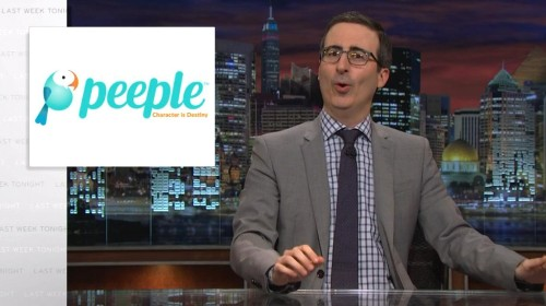 John Oliver Offers Up Alternative To Peeple, The Awful 'Yelp-For-People' App: 'Scream Into The Void'