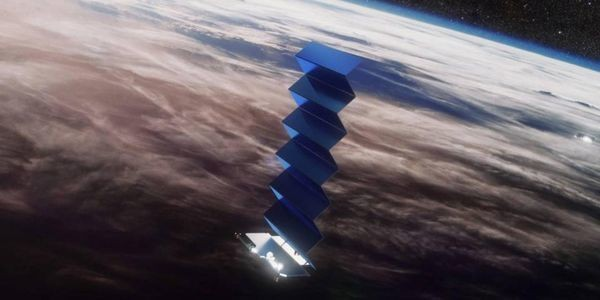 SpaceX's Application For 30,000 Extra Starlink Satellites Highlights Concerns About Regulation