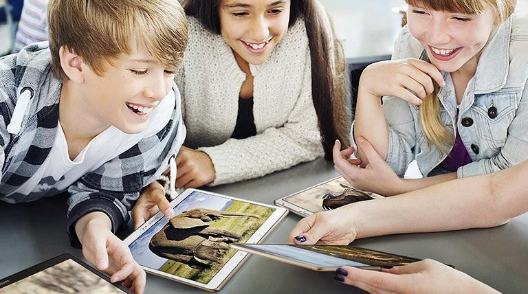 Samsung Business BrandVoice: Are Classrooms Ready For BYOD?