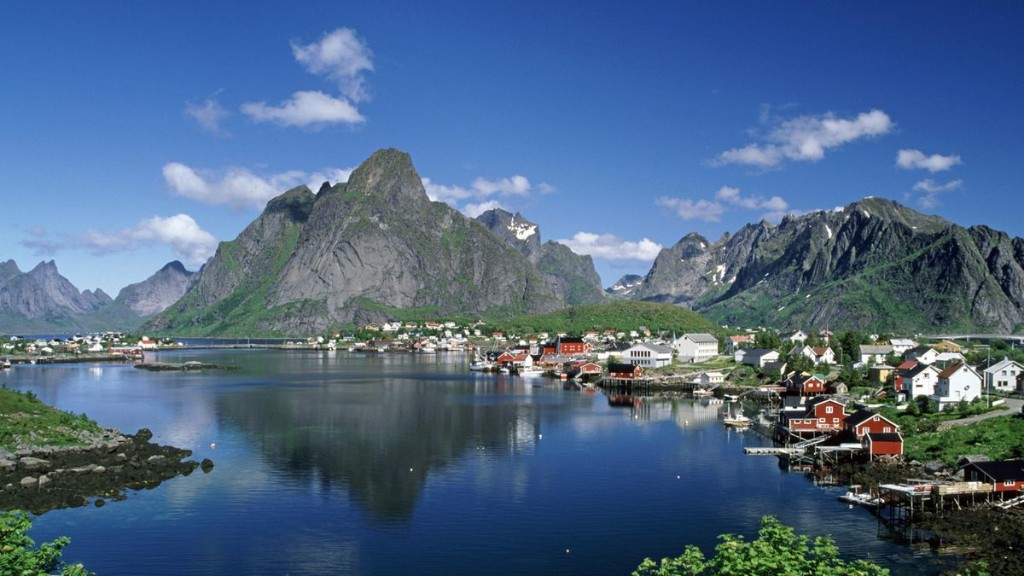 How To Move To Norway