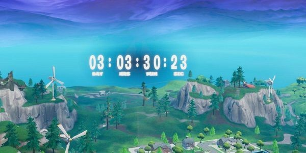 'Fortnite': Here's What Happens At The End Of The Countdown