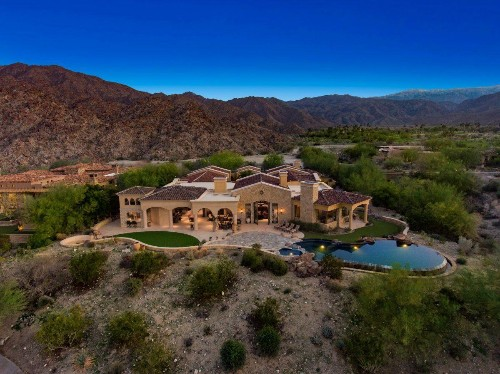 California Desert Home Of Former Boeing CEO On The Market For $9.75 Million