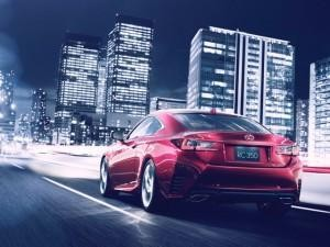 New RC Signals The Return Of Lexus' Long Lost Coupe