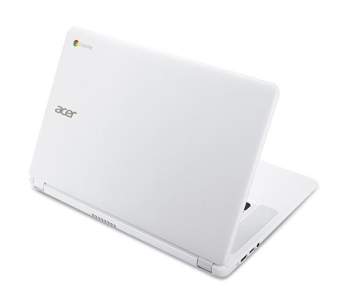 Acer Launches 15-inch Chromebook At CES 2015, Intel Broadwell Chip Onboard