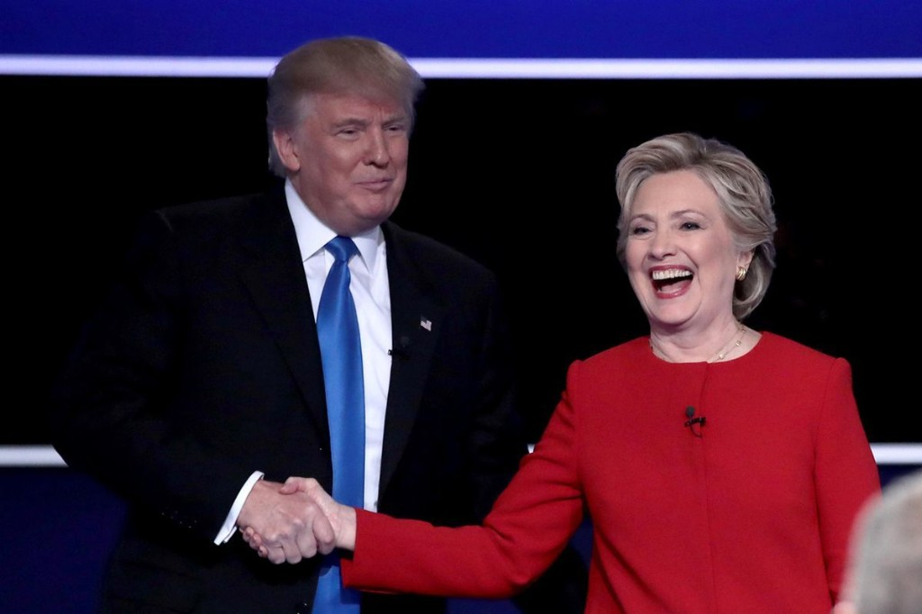 What The Trump-Clinton Debates Suggests About The First Trump-Biden Tussle