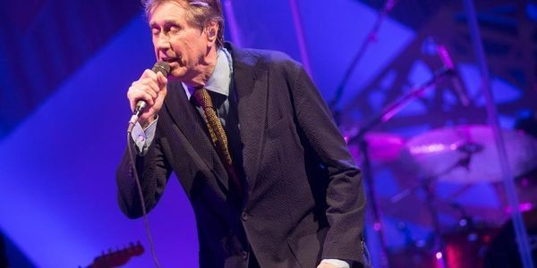 Roxy Music Frontman Bryan Ferry: 'I Feel More Appreciated Now'