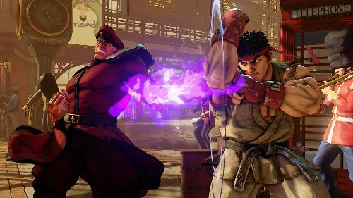 These New 'Street Fighter V' Screenshots And Trailer Look Amazing