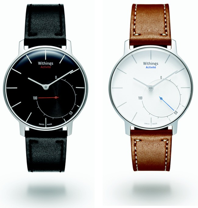 Withings Adds Real Fashion To Wearable Watch
