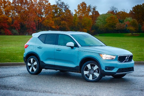 2019 Volvo XC40 - The New Small Swede With Surprising Value