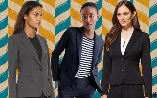 Best Women's Business Suits