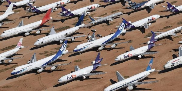 Where Do Planes Go To Die?