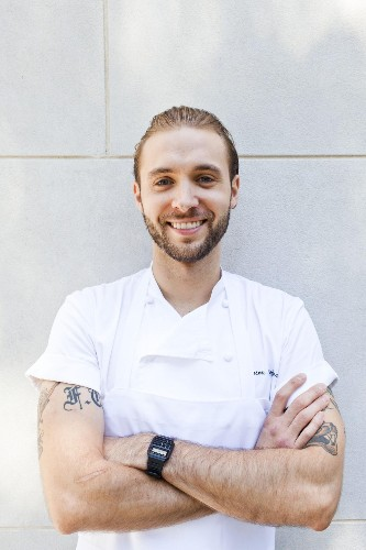A 2,000-Mile Hike Ends In A Career For Chef Jason Pfeifer