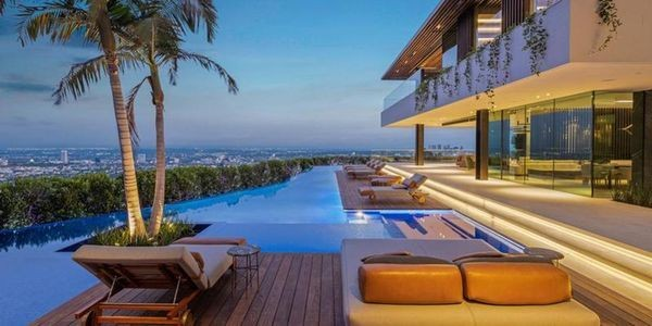 Largest Home Ever Built On LA's Sunset Strip Goes On The Market For $43.9 Million