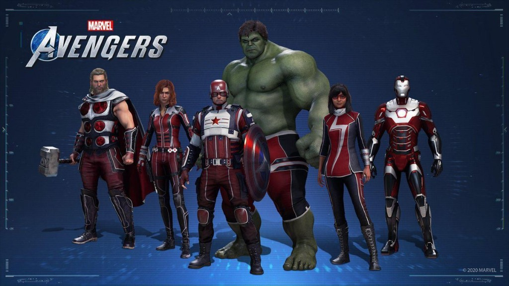 Square Enix Is Going To Kill 'Avengers' With Obnoxious Marketing
