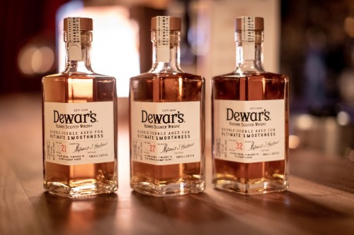 Dewar's Double Double Series: Is This The Ultimate In Smoothness