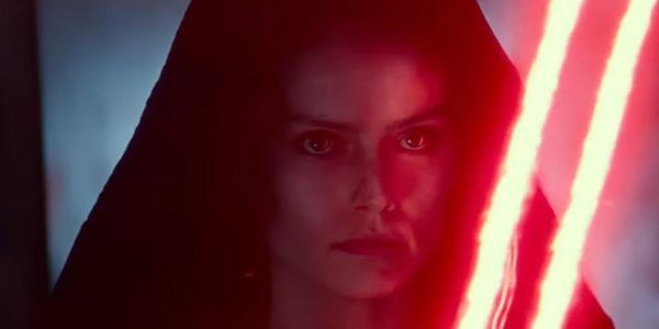 So Why Is Rey A Sith In The New 'Star Wars: Rise Of Skywalker' Trailer?