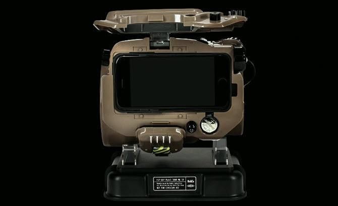 Here Are The Phones That Will Fit Your 'Fallout 4' Pip-Boy Edition