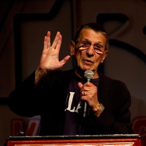 Leonard Nimoy And Why Space Needs Real Spocks