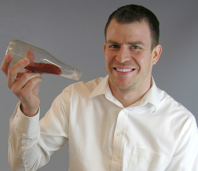 Smooth Operators: This MIT Startup Gets Every Last Drop Of Ketchup Out Of The Bottle