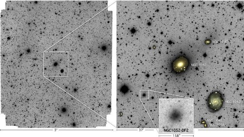 5 Ways To Make A Galaxy With No Dark Matter