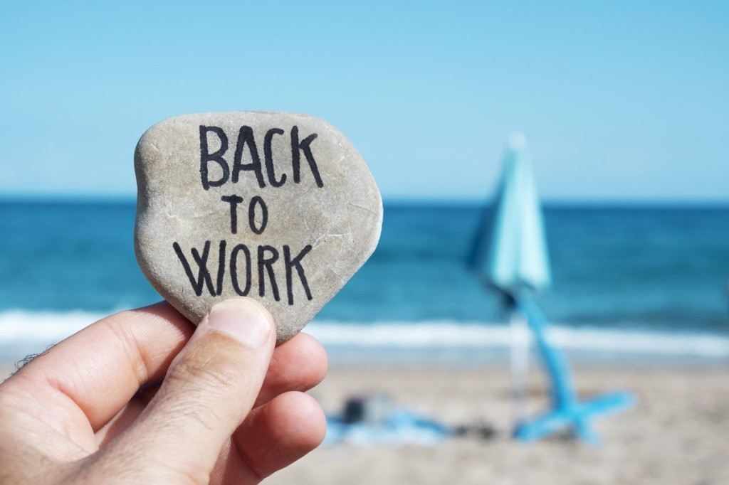 Dread Returning To Work After Time Off? Here's What That Means