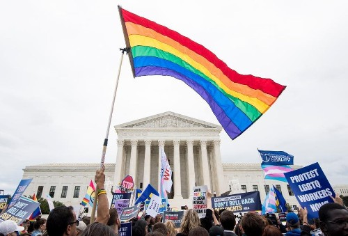 Will The Supreme Court Decide It's OK For Workers To Be Fired For Being Gay?