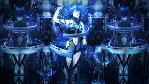 New 'Ghost In The Shell' Anime Movie To Be Released In Japan This Summer