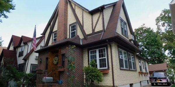 Trump's Childhood Home In Queens Hits The Auction Block