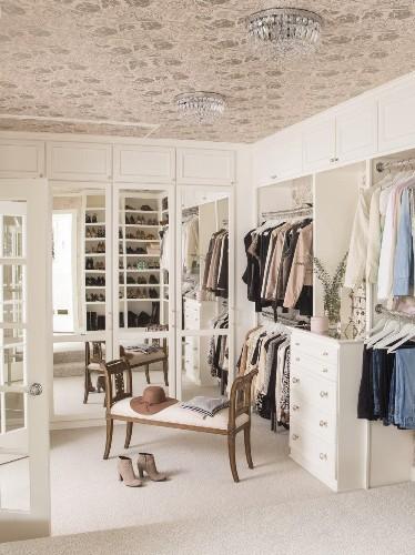How To Design A Dream Closet