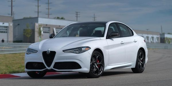 Giulia Provides Quick-Cutting Edge For Alfa Romeo's U.S. Efforts