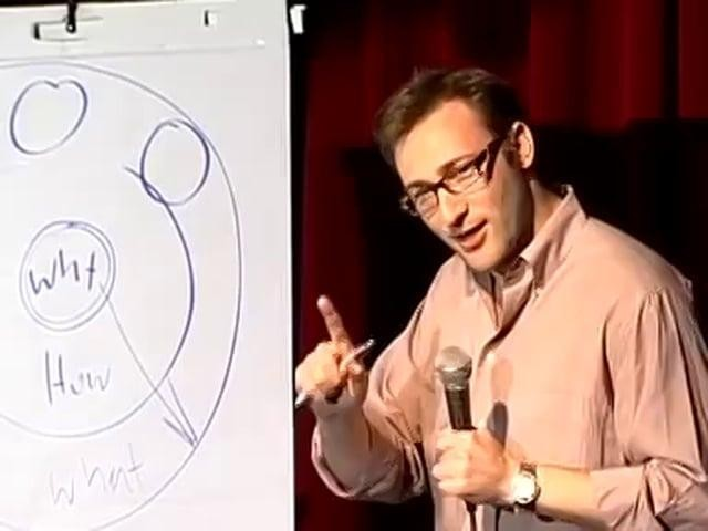 Simon Sinek Says 'Start With Why,' But Sales Experts Disagree