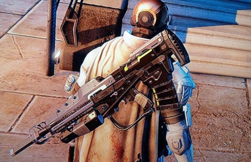 The Rarest Weapon In 'Destiny' Belongs To A Single Person