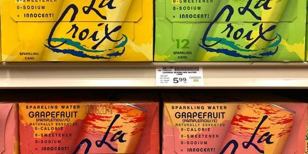 LaCroix May Be Losing Its Fizz As Parent National Beverage Reports Another Quarterly Sales Drop