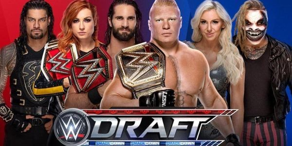 Everything Wrong With The 2019 WWE Draft