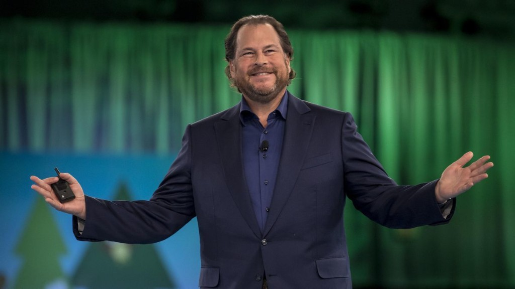 The Communication Skills Marc Benioff Says They Don't Teach You In Business School