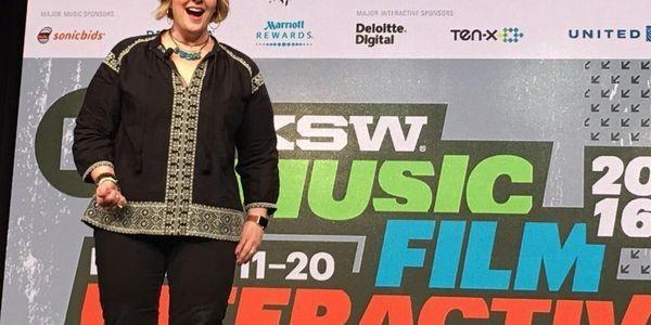 Internet Heroine Brené Brown Wows SXSW