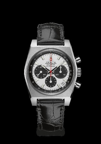 Zenith Debuts El Primero Revival A384 For 50th Anniversary Of First Automatic Chronograph
